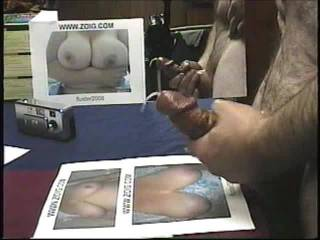 Some happy cum shots, from January 2012. Enjoy...