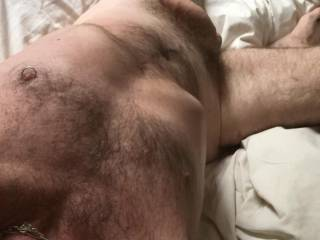 Hairy but horny