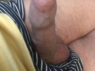 I got a nice stiff cock as I chatted to a Greek Zoig friend last evening