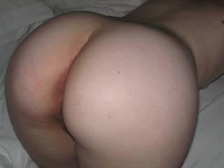 Annie's big, amazing ass.