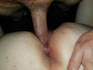 Her pussy is wet and tight and very deep