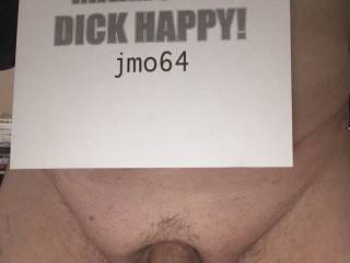 Just showing my small cock that i am still proud of