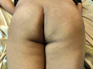 my lady friend\'s fine ass..
