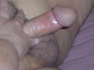 ITS NOT THAT LITTLE I WILL SUCK THE HOLE THING AND MAKE YOU CUM IN MY MOUTH