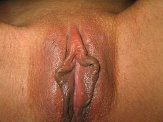 This is my favorite pic..I love the way your pussy lips lay open like that. I just came all over myself looking at this. Thanks