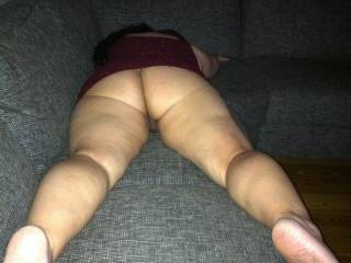 about to get one from behind, who would like to get some