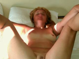 Love that position! My big dick fucking you DEEP while my balls are slapping against your ass