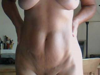 Sorry, no face shot because of my job, but hope you enjoy. I love to show my body