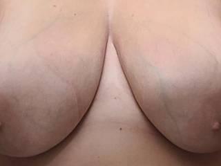 My hot work friend Christina has amazing tits