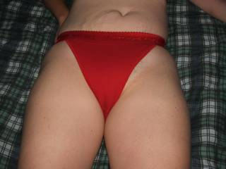 more comfortable than a thong, yet naughty still.