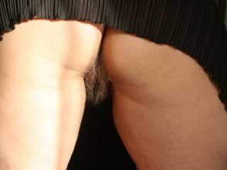 skirt-up...