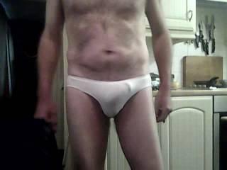 little white panties make me horny
