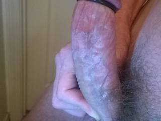 Playing in cockrings again. What do you think?
