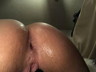 I told my Cum whore while i was at work  that she needs to work on stretching her asshole out so she is prepared when i bring home Some frinds to take turns fucking her up the ass and ignoring her dripping wet and desperate pussy