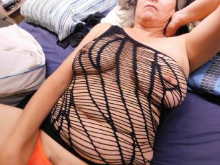 The perfect lingerie piece to expose my nipples