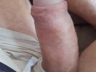 My cock is always getting hard