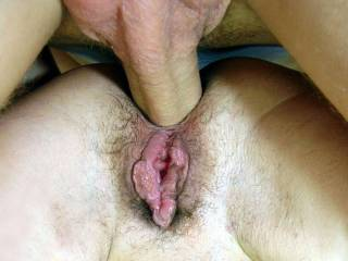 My wife would like another man fuck her cunthole when i fuck her asshole. I like too. Is it nice?
