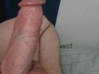 Mmmmmm... love this big cock.  You should be stroking it over my face.  Too bad you live too far :(