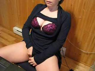 so very sexy, love the outfit and how you show your tits and hide your little treasure, hot fucking lady!
