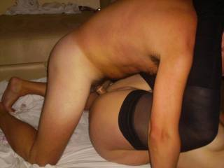 she only met him an hour ago but my slutwife fucked him 5 times that night
