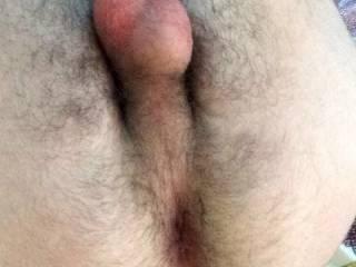 My hairy ass