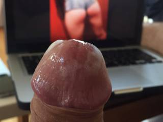 Greekcrazycouple makes me soo hard and wet!! dripping precum! who wants to taste it? anyone wants another tribute?