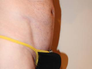 my undies are rather obvuiously bulging !