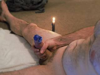 Final pics from my hot wax session love the feeling