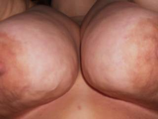 How would you like these in your face ?
