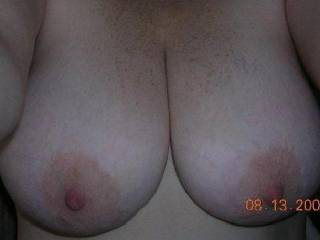 love those big nipples