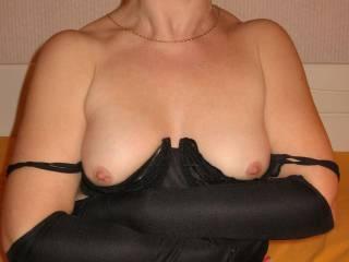 My titties.