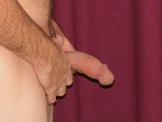 """I'd love getting your fat cock in my mouth..get that bad boy nice and hard ! play a round of """"how deep can ya go"""""""