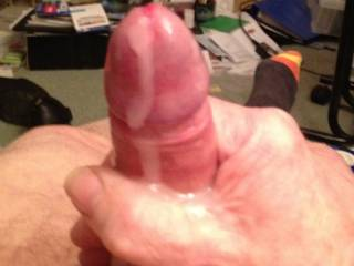 I want to be one of your favorite friends and lick your cock clean and make you cum again.