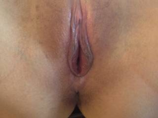 Love to taste your gaping pussy......it looks so nice