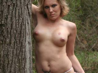 she loves being nude