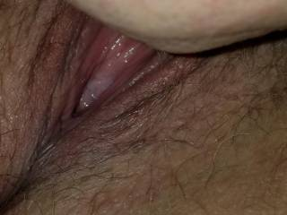 Pussy tasting great