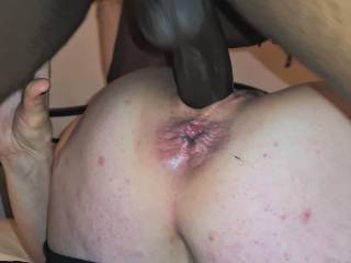 Fat black dick fuck Nadja without rubber