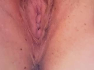 Nothing better than a clean pussy to start your day