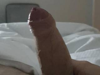 Precum for the wife when working away, wanna help clean me up anyone?