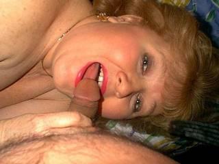 Can u suck mine next? I'd give you a big mouthful ;-)