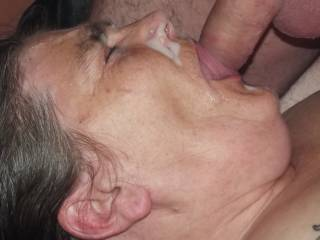 I would and my dirty wife would like to lick it off?