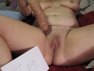 love it! huge dong wet pussy