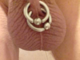 My hafada piercings