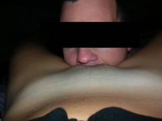 Every time we fuck, I eat my wife's pussy until she cums two or three times. I can't get enough. I think I love eating her out more than fucking her...ok, maybe it's a tie:)