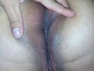 how bout u fuck tht nice ass and i drill her yummy pussy