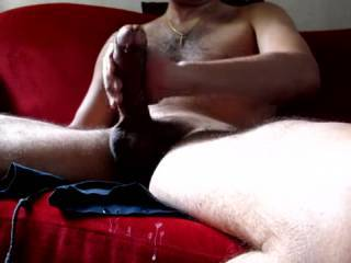 What a waste! Wish I could suck your fabulous cock and receive all that delicious cum in my mouth in order to swallow every drop of it!!!!!!!!!!!!