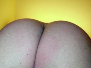 love to spank you and shoot my load on that ass!