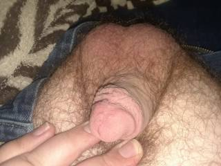 Laying here wanting some good dick or pussy