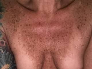 These nipples need to be played and sucked BAD!!!!
