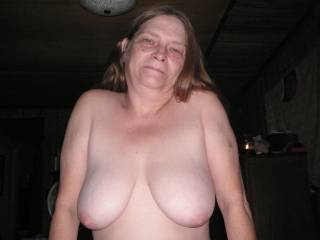 Yes she does look smug, but she can afford to, the way she sucks your cock so nicely. great tits too   xooxox peter